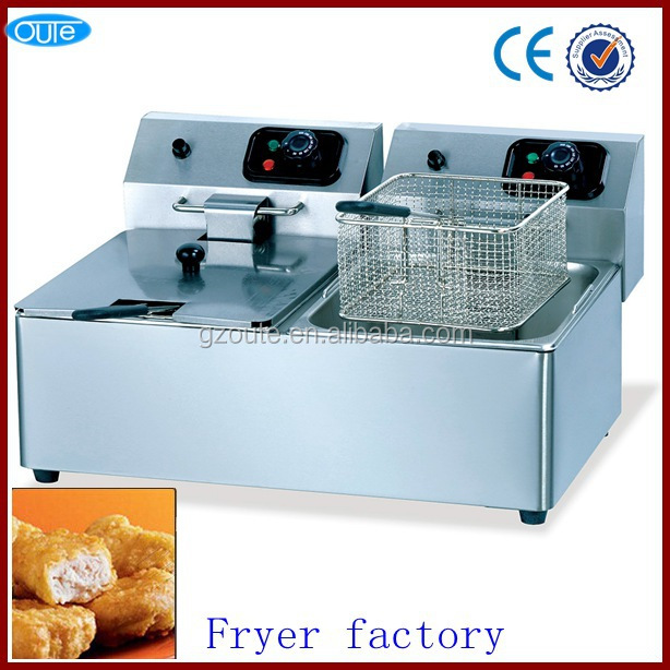 New western kitchen mini hellthy electric fat fried chicken chip fryer