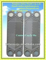 Titanium P26 plate heat exchanger spares