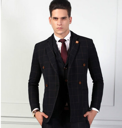 Men's cheap prom dress,slim fit wool suits(001), View suit ...