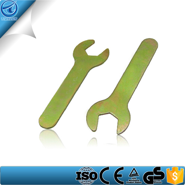 single open-end stamp steel wrench thin wrench