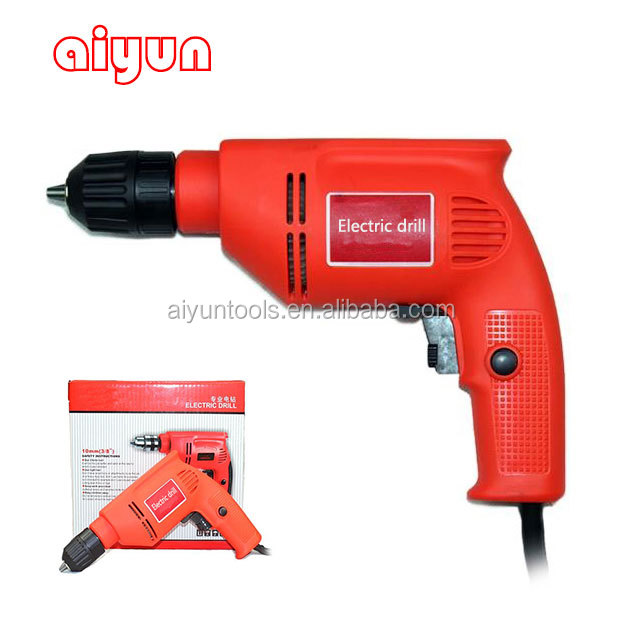 Aiyun Cordless Power Tools 12V High quality rechargeable drill Cordless Drill Portable electric drill