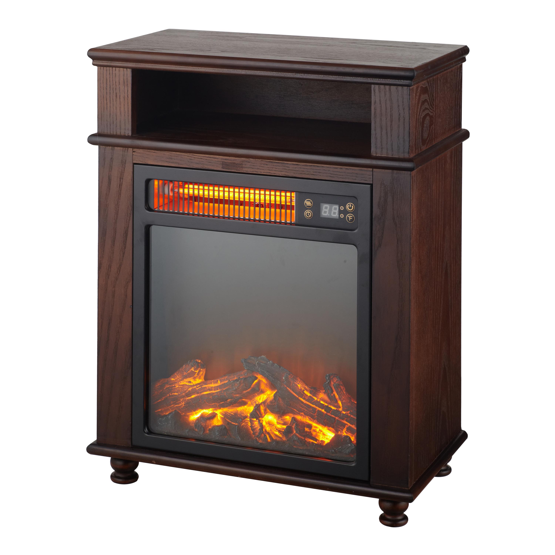 Ih 2072 Boston Built In Corner Infrared Heater Loft Furnishings