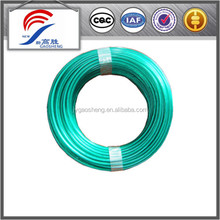 PVC/PE/PP coated stainless steel wire rope cable for sale