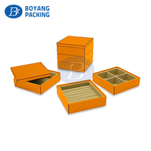 wood jewelry box hardware for ear ring