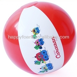beach ball for promotion