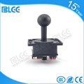 Wholesale supplier of video nylon game joystick with microswitches for arcade mahine