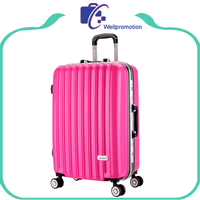 factory new model hard girls travel 4 wheel cases luggage