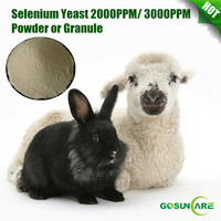 High Quality Feed Grade Selenium Yeast 2000PPM/ 3000PPM Powder or Granule