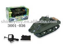 Airsoft 1:30 M4 RC tank(ordinary) 1:30 R/C M4A3 SHERMAN