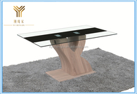 Glass Dining Room Table Walnut Dining Table Dining Room Furniture