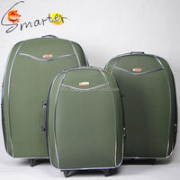 Hot Sale Soft polo trolley luggage