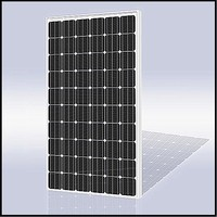 Poly Solar Panel With 50W Home Use
