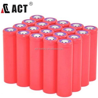 ICR18650 battery rechargeable lithium battery