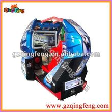 "Arcade video racing game machine-32"" Capsule Shape Cannonball run-MR-QF292-6"