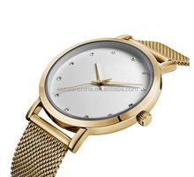 Woman bracelet watch quartz gold,bracelet stainless steel watch,gold bracelet watches women