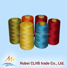 60S/2 100% spun polyester yarn sewing thread of High quality in China
