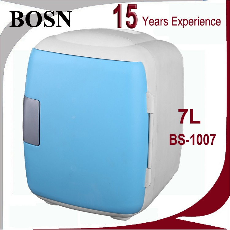 7 liter double cooling system blue star freezer for Office