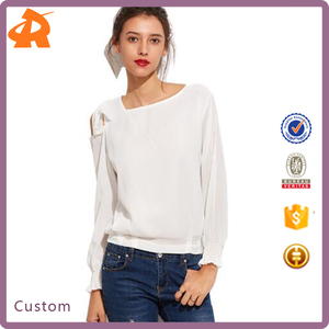 f19bff9f44087 Latest Tops Designs Girls Pastel Drop Shoulder Zip Detail T-shirt