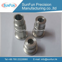 Factory supply small machined parts aluminum piece
