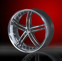 Alloy Wheel Rim (STW367)
