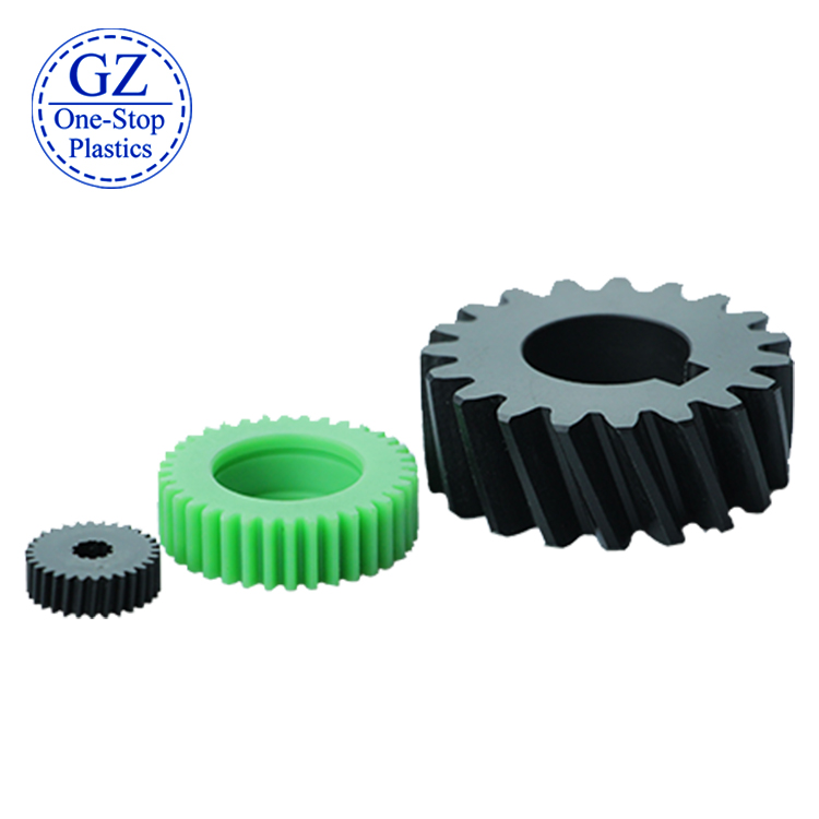 High Abrasion Resistant And Custom Order Battery Operated Car Plastic Gear