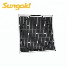 China supplier 15v 80W solar panel industrial high quality