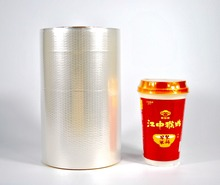 DMPACK Hot Perforated Polyolefin shrink film for food packaging