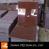 Chinese high polished quality granite polished G562 maple red granite for home/steps/floor on sale