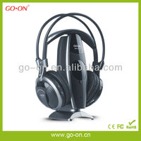 Comfortable double headband 3.5mm jack wireless headset