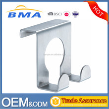 2016 Wholesale Stainless Steel Over The Cabinet Towel Hook