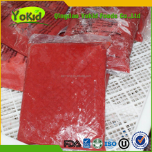 Sort Out Grade B IQF Frozen Fresh Strawberry