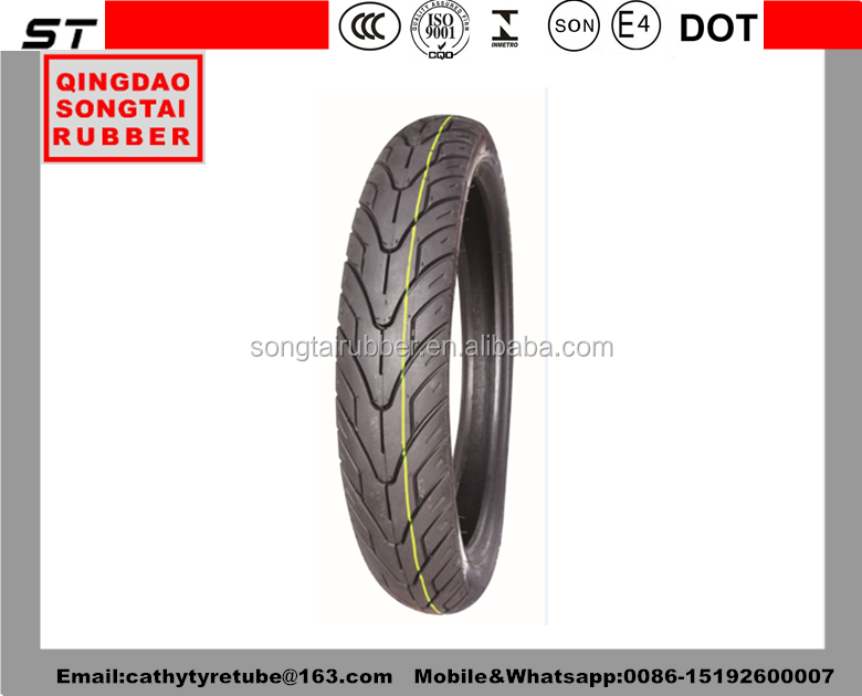 china cheap high quality 90/90-18 motorcycle tyre