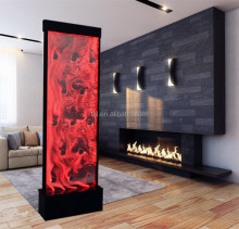 decorative room dividers,bubble water wall