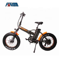 Fantas-Bike Hulk 48v 500W 10.4Ah bmx fastest electric bike