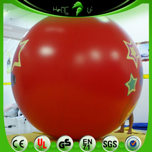Kids Favorite Red Inflatable Balloons, Vivid Printing Inflatable Sphere