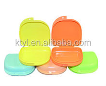 hot-sale denture/retainer/teeth box/case