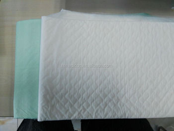 Disposable waterproof underpads