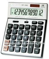 12 digits currency calculator KT-330