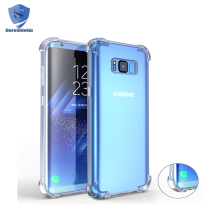 Super Shockproof Soft TPU Case Galaxy S8, Full Cover Protective Ultra Thin Cell Phone Case For Samsung Galaxy S8