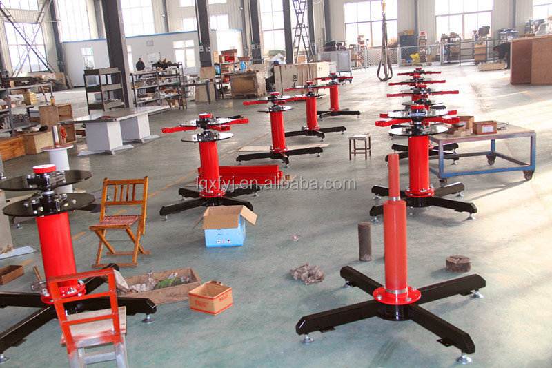 8 color 8 station manual carousel screen printing machine