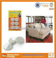 furniture moving pads/gliding protector/chair glides for tile floors