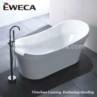 Modern Freestanding Slipper Bathtub
