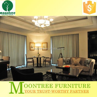 Moontree MLR-1321 Top Quality Neo Classic Hotel Furniture in Living Room Sets