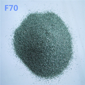 China Green Silicon Carbide SiC F70
