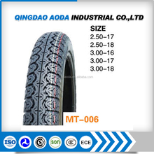 Cheap motorcycle tire 2.50-18