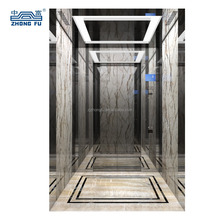 12 Persons ZF900 Reasonable Passenger Elevator Price for office building