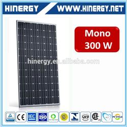 Folding 300watt mono panel solar poly 300w best price per watt solar panels in india with IEC61215 IEC61730