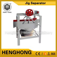 Chinese supplier scrap battery recycling process minerals jig