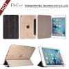 New arrival hot pressed ultra slim smart cover for new ipad mini 2017 in high quality