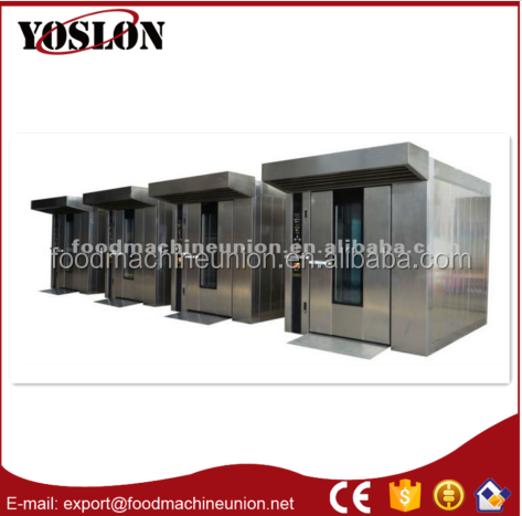Yoslon rotary convection oven professional industrial bread baking rotary ovens